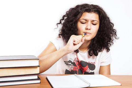 Stress avant examen, concours, situation de forte pression